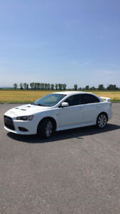 Mitsubishi Lancer Ralliart 2012 AWC Turbo SST