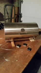 Vintage Force 10 stainless steel propane marine BBQ $120