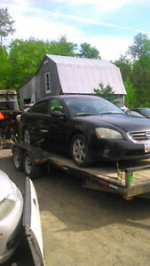 parts only 04 nissan altima