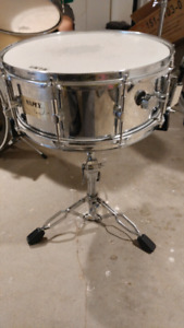 mapex venus snare with network stand