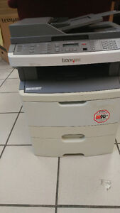 LEXMARK X264DN USED PRINTER