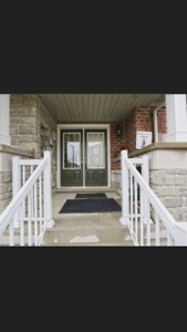 Mount Pleasant- Golden spring dr New 3+1 townhouse with basement
