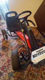 Original Kettler Kettcar gocart