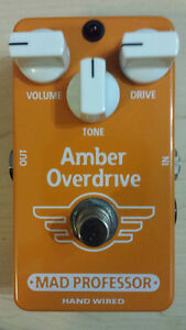 Mad Professor Amber Overdrive (HW)