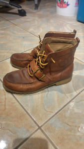 Polo Ralph Lauren genuine leather winter boots