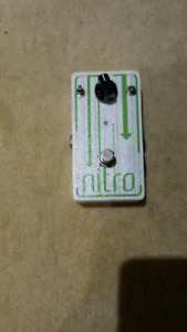 OD and Boost Pedals
