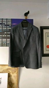 Banana Republic Charcoal Grey Blazer Jacket NWOT