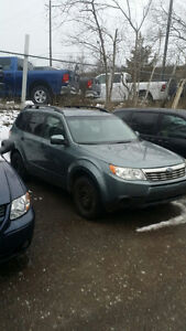 2009 Subaru Forester best priced on the market
