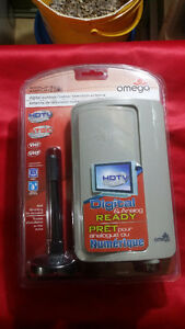 NEW, TV Antenna omega digital & analog 81316789   Price: 25 $,