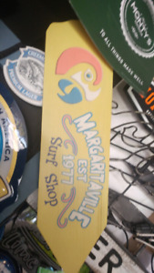 MARGARITAVILLE FLIP FLOP BAR SIGN