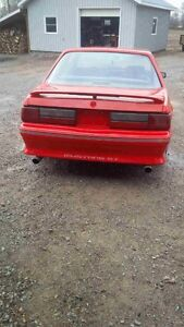 1989 Ford Mustang Coupe (2 door) Peterborough Peterborough Area image 2