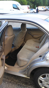 Honda Civic for sale as is