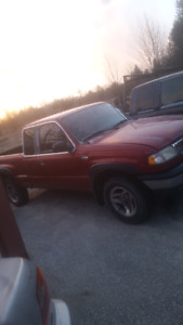 2001 Mazda b4000 extended cab 4x4