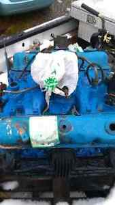 360 motor with transmission