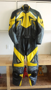 Belstaff 2pc motorcycle riding leathers