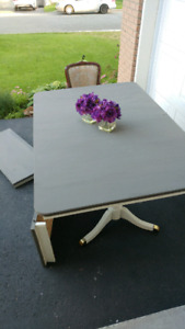 Beautiful Douglas Fyfe Table Redone