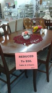 Dining Sets Reduced Belleville Belleville Area image 1