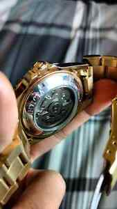 Gold automatic dive watch 450 nego  West Island Greater Montréal image 2
