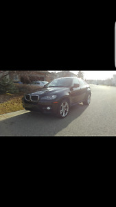 2012 BMW X6 3.5xdrive SUV, Crossover