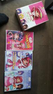 Coffret dvds Fraisinette