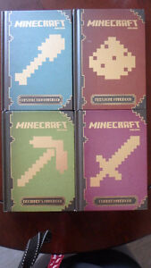 Minecraft Hardcover Collection