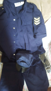 womans cop halloween costume for sale