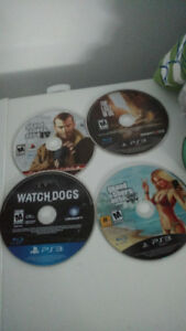 Ton of Great PS 3 games many for 5 dollars each