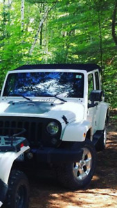 Soft Top Cover for Jeep Wrangler