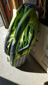 2 Winter Snowmobile Sleds