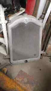1928 buick radiator. Great shape