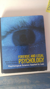 Forensic and Legal Psychology by Costanzo & Krauss