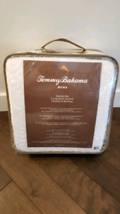 Tommy Bahama Daybed quilted 5 piece bedding set