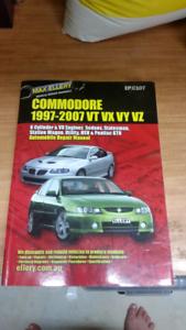 Holden vt to vz workshop manual