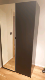 IKEA clothes wardrobe with mirror