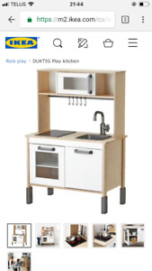 Toy kitchen from IKEA