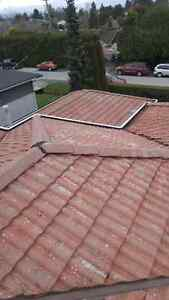 Roof De-Moss....Gutters Cleaning....Power Washing....Windows.... North Shore Greater Vancouver Area image 10