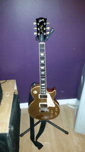 2011 Gibson les paul traditional gold top