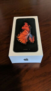 iPhone 6S - Space Gray - 32 GB ($450.00)