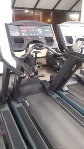 Cardio Machines Life Fitness, Matrix