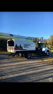 1997 Ford forestry truck