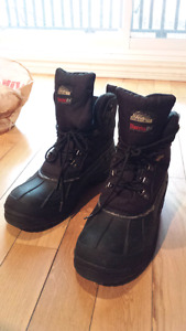 Bottes chaussures  d'hiver Itasca  / Winter boots size 12