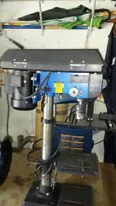 "MASTERCRAFT 10"" DRILL PRESS WITH LASER"