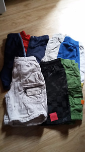 Boys Size 6 Summer - T-shirts, Tank Tops, Shorts, Swim Suit