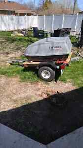 Home made Motorcycle trailer Sarnia Sarnia Area image 2
