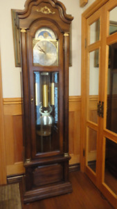 Full size Grandfather Clock Pearl