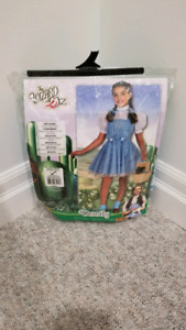 Children's Dorothy Halloween Costume - Small (size 4-6)