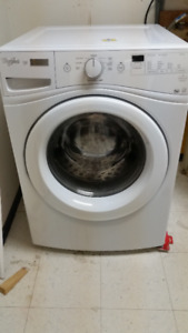 Whirlpool Front Load Digital Washer and Dryer set