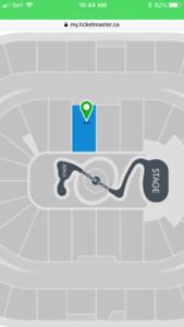 Great seats for sale  !! Justin Timberlake coming NOV 4th!!!!