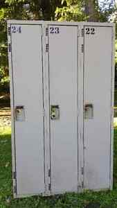Lockers For Sale Sets of Three