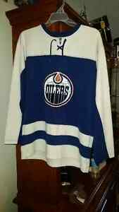 Awesome Edmonton Oilers knit Jersey in BRAND NEW condition...... London Ontario image 1
